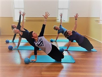 Physio Rehab Classes with Pro-align