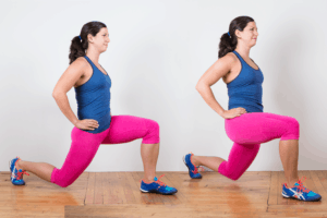 Lunges - Pro-align
